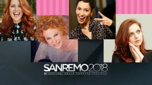 SANREMO 2018, NOEMI, NINA ZILLI, ORNELLA VANONI E ANNALISA LE ...
