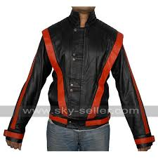 mj michael jackson thriller black