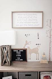 Stay Wild My Child Ideas For Creating A Rustic Chic Outdoor Themed Boy Nursery