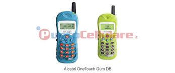 Alcatel OneTouch Gum DB - scheda ...