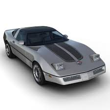 Chevrolet C4 Corvette 1984 1996 Sport Front Hood Pre Cut Decal Set Us Rallystripes
