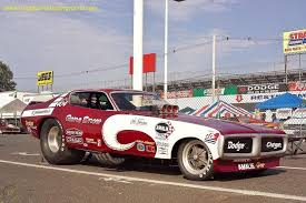 Gene Snow Ram Horn Dodge Charger Funny Car Slixx Decal 1 25 Scale 1957390509