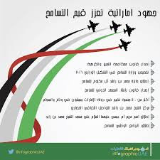 جهود اماراتية تعزز قيم التسامح التسامح الامارات