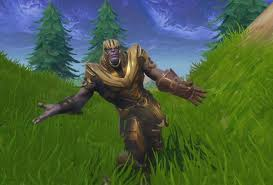 lets watch thanos do some dance emotes