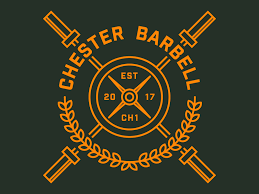 chester barbell by andy rothwell on