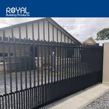 China Factory Custom Making Aluminum 3d Slat Fencing China Privacy Fence And Garden Fence Price