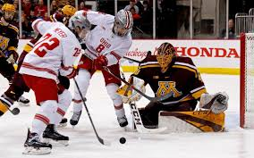party postponed gophers sweep at ohio