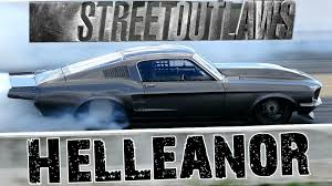 street outlaws big chief drag racing at