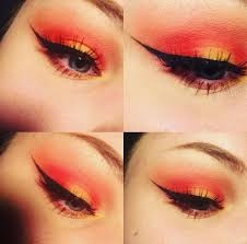sunset eyeshadow is a scorching new