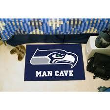 fanmats nfl seattle seahawks blue man
