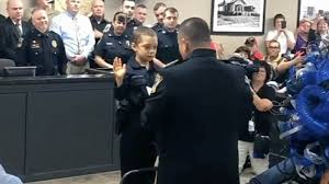 Terminal Cancer Can't Stop Her -- Meet 6 Year Old Police Chief Abigail Rose  Arias | SurvivorNet