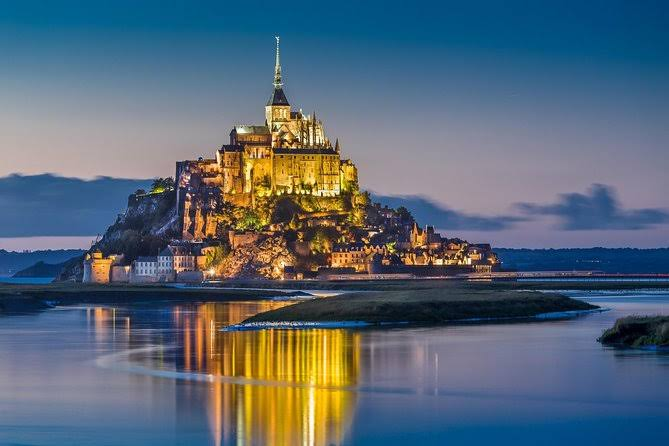 Resultado de imagem para mont saint michel""