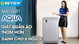 Máy giặt AQUA AQW-DK90CT S giá rẻ, có trả góp