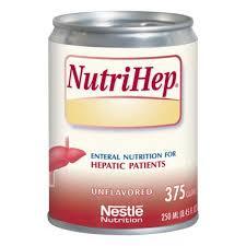 nutrihep unflavored 250 ml tetra