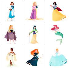 Ghim của Meobungbudangyeuheocon trên Disney Princess