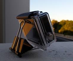 Diy Gopro Clip And Stand 4 Steps With Pictures Instructables