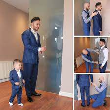 Adam Thomas' Wedding Suit: How We Designed the Suits for Their ...