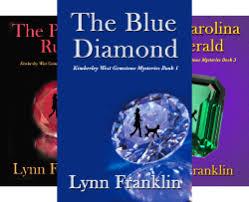 Kimberley West Gemstone Mysteries (4 Book Series)