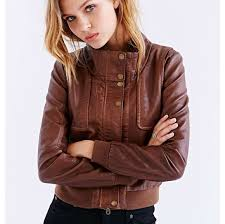 urban outfitters members only brown