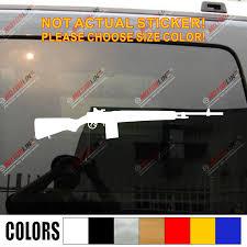 M1a Car Decal Sticker Carbine Rifle M2 M3 M1 M14 Vietnam Ww2 Vinyl Pick Your Color And Size Car Decal Sticker Decal Stickercar Decal Aliexpress