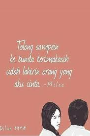 dilan milea quote for android apk