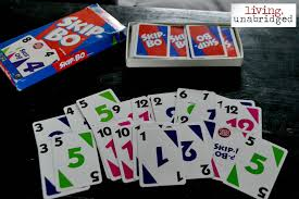 52 family game nights skip bo living