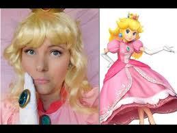 princess peach makeup tutorial super