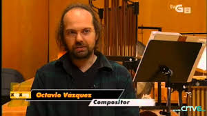 Penelope: interview with composer Octavio Vazquez - YouTube