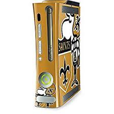 Buy Nfl New Orleans Saints Xbox 360 Includes Hdd Skin New Orleans Saints Retro Logo Vinyl Decal Skin For Your Xbox 360 Includes Hdd In Cheap Price On Alibaba Com