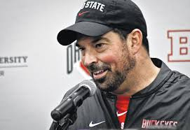 Ryan Day talks about Buckeyes' scrimmage on day eight of camp