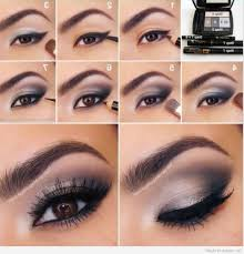 simple smokey eye makeup tutorial for