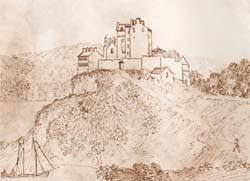 Culzean Castle. Rober Adam and the building of Culzean. About Scotland
