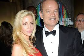 Kelsey Grammer Comments on Camille Grammer Marriage, Mother's ...