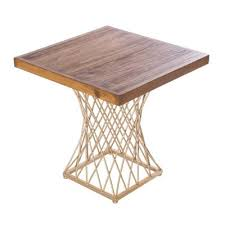 bold tones end tables accent tables