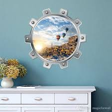 Submarine Porthole View 3d Wall Sticker Underwater Sea Animals Wallpaper Poster Shark Jelly Fish Ocean Scenery Wall Graphic Art Kids Removable Wall Decals Kids Removable Wall Stickers From Magicforwall 5 93 Dhgate Com