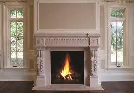 fireplace mantels for custom