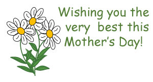 Free Mother's Day Clipart & Vector Graphics