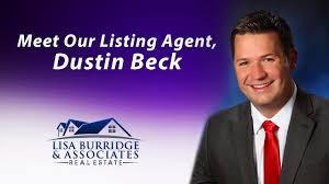 Lisa Burridge & Associates: Meet Dustin Beck - YouTube