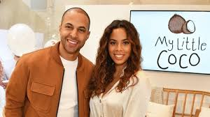 Rochelle and Marvin Humes announce baby son