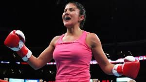 Former boxer Mia St. John admits using PEDs in wake of Alvarez-Golovkin  controversy - Los Angeles Times