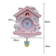 Cartoon Hello Wall Clock Modern Design Kids Girls Childrens Room Bedroom Wall Quartz Best Selling 2019 Products Seahawks 3dbg13v Wall Clocks Aliexpress