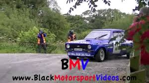 Wesley Patterson Rallying - YouTube