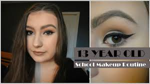 how to do good makeup for a 13 year old