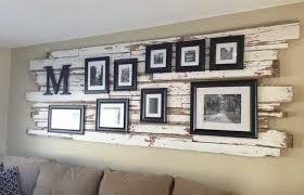 wall decor ideas for family room