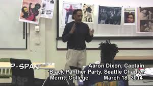 P-SPAN #361: Lecture by Aaron Dixon, Black Panther Party - YouTube
