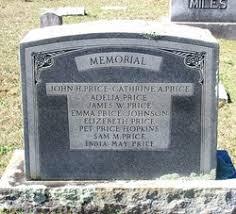 John H. Price (1837-1900) - Find A Grave Memorial