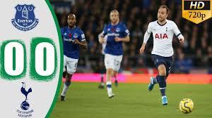 Everton vs Tottenham Highlights - Highlightstore