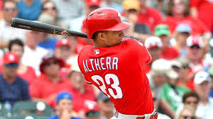 Former Phillies outfielder Aaron Altherr signs with Korean team ...