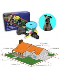 Mgg Dog Fence System With Electric Shock Collar Dfs