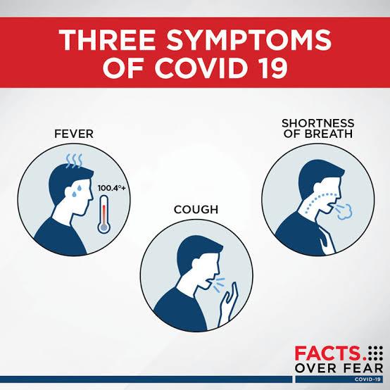 Covid 19 symptoms, coronavirus